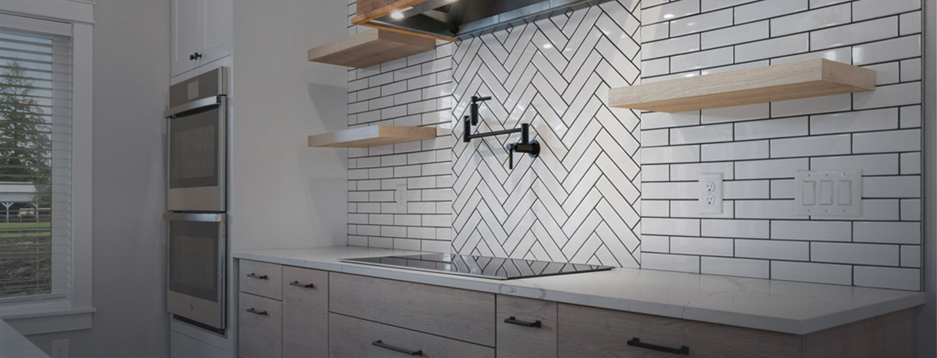 Stillwell Home - Cabinets by Trivonna